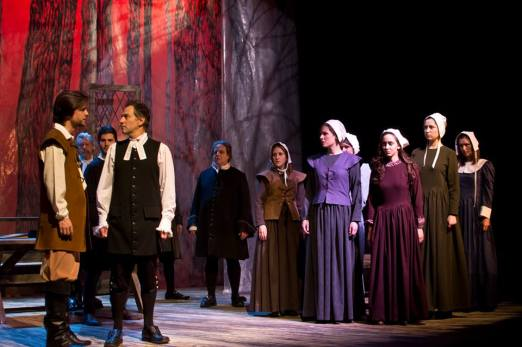 As Susanna Walcott, The Crucible