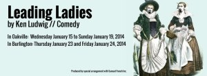 leading ladies banner