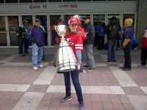 TSN Grey Cup Commercial