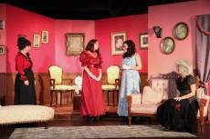 As Anita, Jenny's House Of Joy