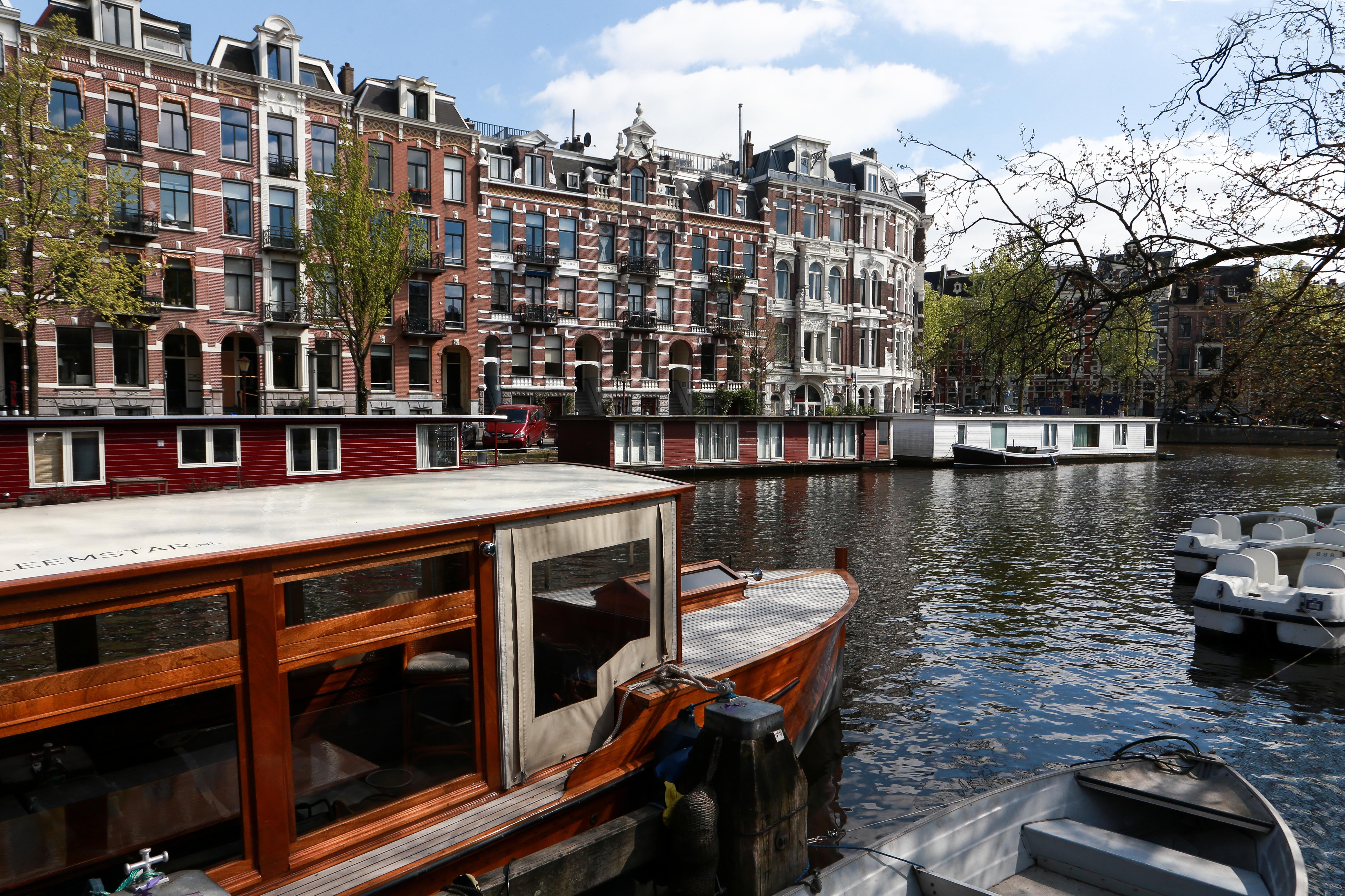 Amsterdam Buildings