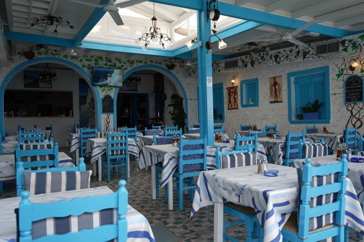 Greece Lunch Spot