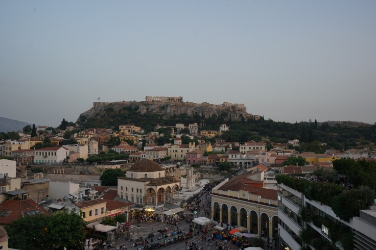 A for Athens View