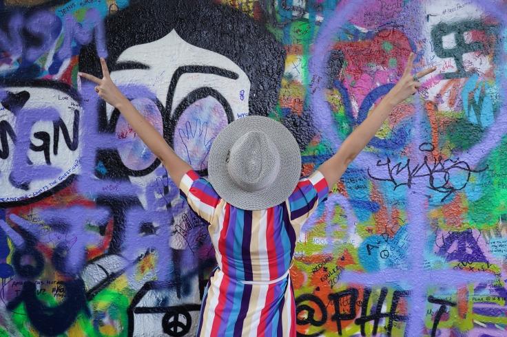 KVDV PHOTOGRAPHY - John Lennon Wall