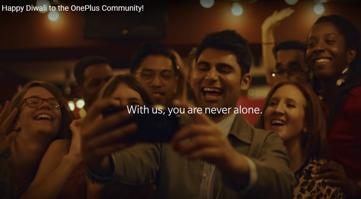 One Plus Phone Commercial