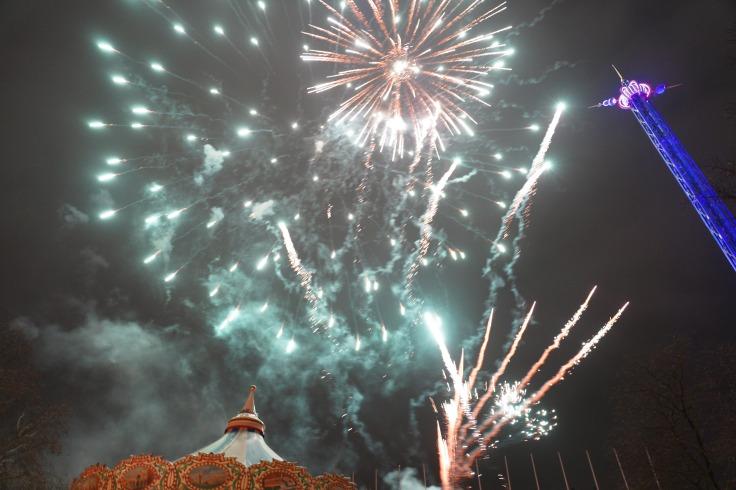 Tivoli Fireworks