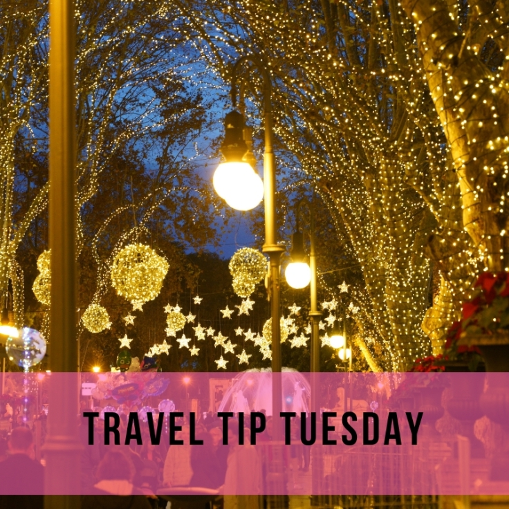 Travel Trip Tuesday