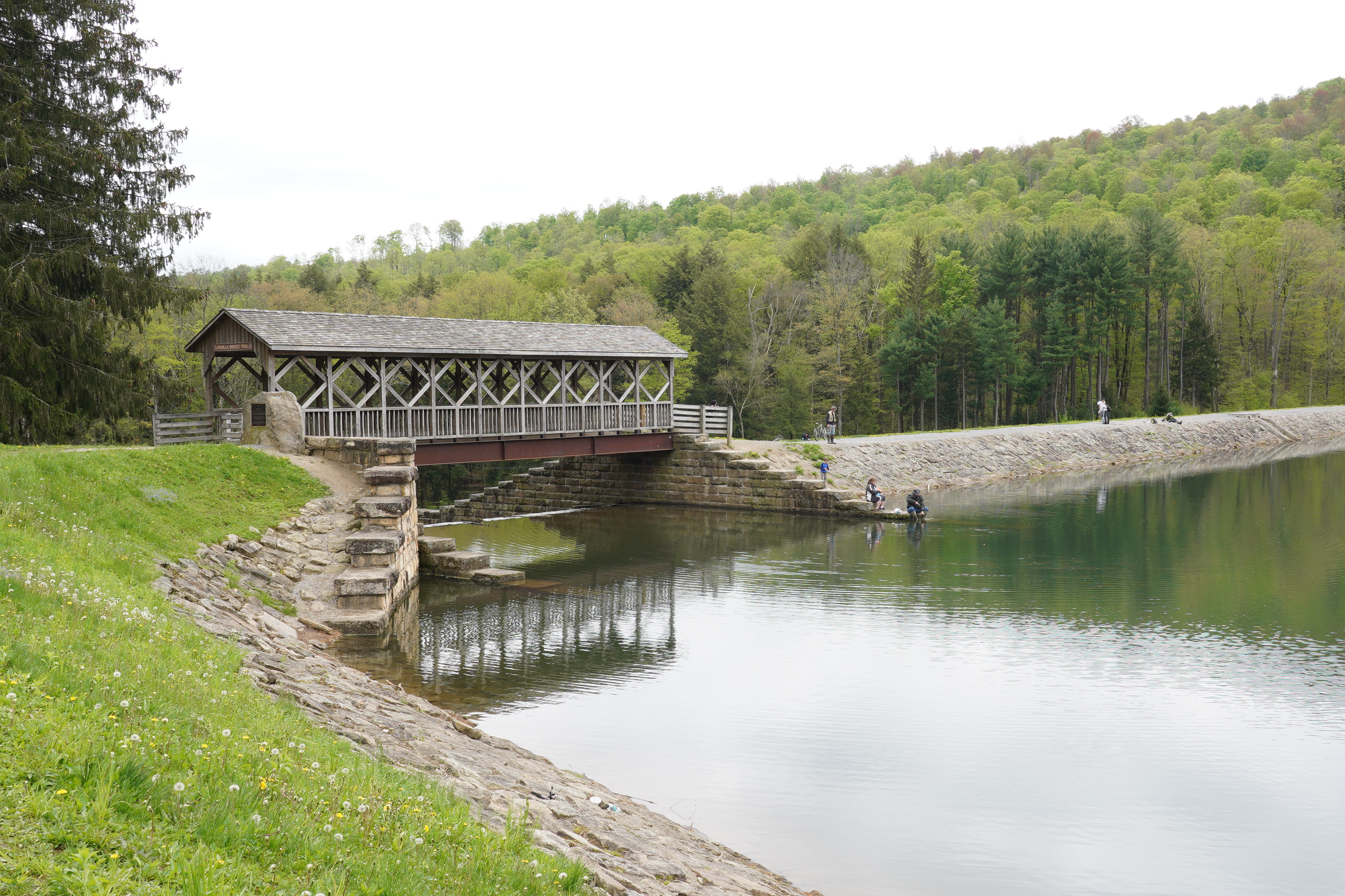 Marilla Bridges Trail