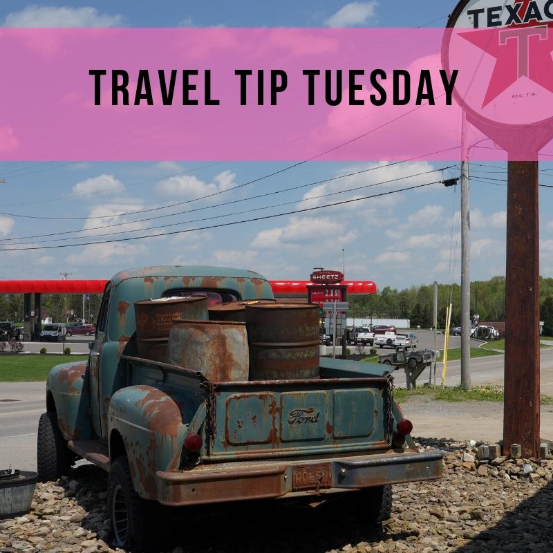 Travel Trip Tuesday