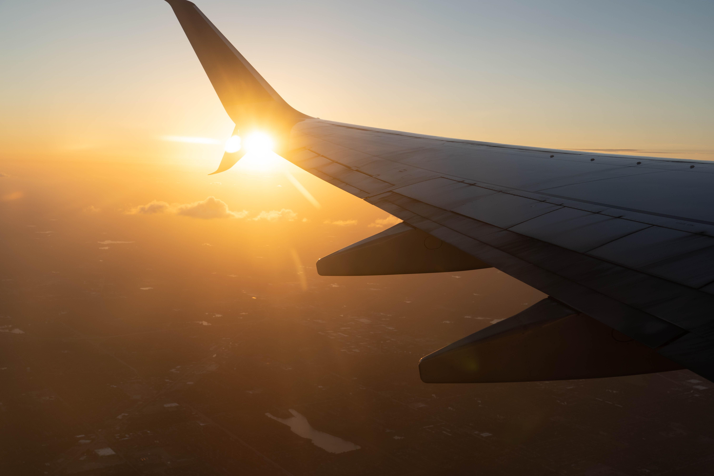 Sleeping on flights